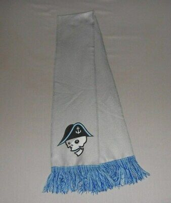 * NEW * Milwaukee Admirals Scarf  AHL Hockey Global Shipping FREE GIFT