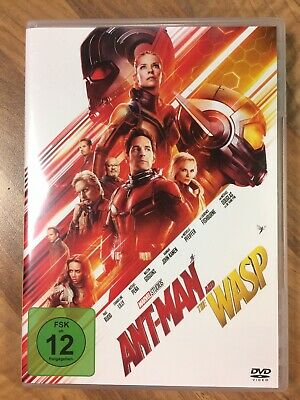 Ant-Man  And The Wasp / Marvel - Dvd - Top!