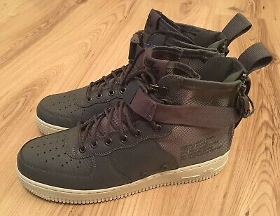authentic pretty nice new collection NIKE SF AF1 Air Force 1 Mid Herren Sneaker Gr. 43 UK 8,5 ...