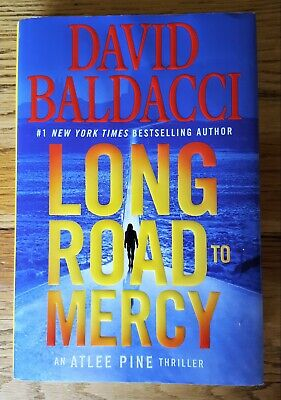 Long Road to Mercy by David Baldacci (2018, Hardcover, 1st ed)