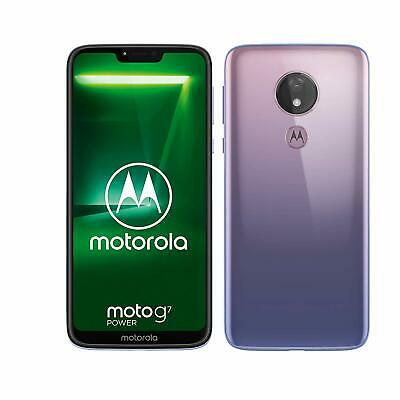 "Motorola Moto G7 POWER DS (64GB+4GB) XT1955-2 6.2"" FHD+ Display Dual SIM 5000mAh"
