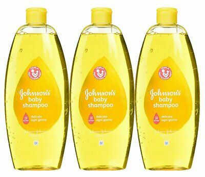Johnson & Johnson Baby Shampoo 50 Ml (3 Pack)