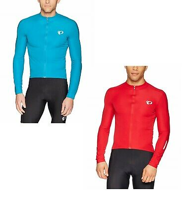 NWT Pearl Izumi 2018 19 Men s Select Pursuit Long Sleeve Cycling Jersey  11121826 300b3b16f