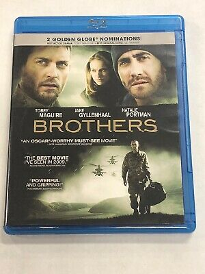 Brothers Pre-owned Bluray Disc