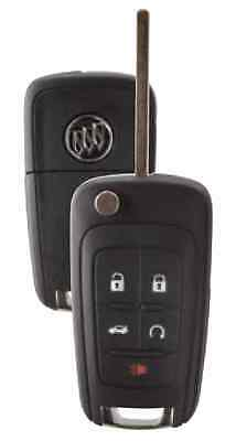 OEM Keyless Remote Car Key Fob Fits 2010 Buick LaCrosse (Push Start Button Only)