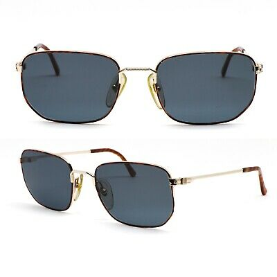 Occhiali Dunhill 6139 Vintage Sunglasses Lunette New Old Stock 1980's