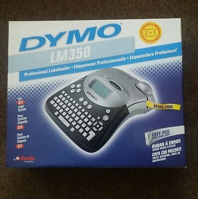 Dymo LM350 Professional Label Making machine brand new in box