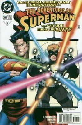 Adventures of Superman (Vol 1) # 569 Near Mint (NM) DC Comics MODERN AGE