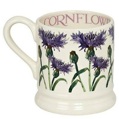 EMMA BRIDGEWATER POTTERY NEW HALF PINT MUG - Cornflower