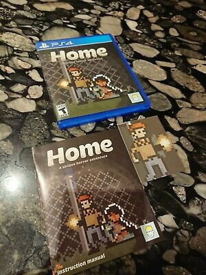 Limited Run #128: Home (Ps4)