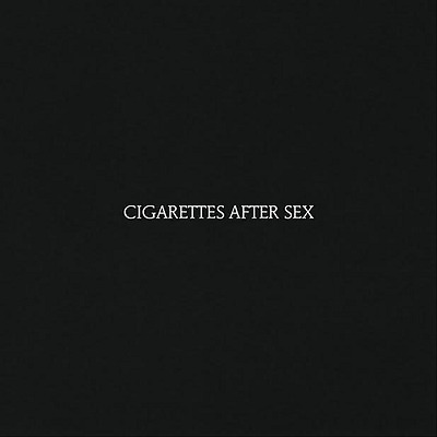 Cigarettes After Sex New Sealed Black Vinyl Lp In Stock
