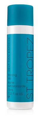 St. Tropez Self Tan Express Bronzing Mist Professional Spray Tan Solution - 75ml