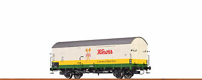 """Ep Brawa h0 48731-couvert wagons Glr 22 /""""KNORR/"""" de la DB III article neuf"""