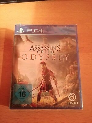 Assassin's Creed Odyssey PlayStation 4 NEU in Folie!