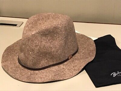 6eab0114a60 SALE ~BAILEY JACKMAN Fedora Cap Hat LARGE Packable Light Travel vagabond