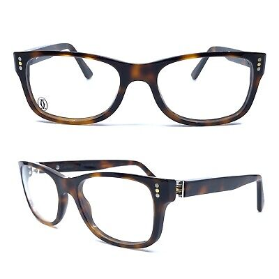 Occhiali Cartier Chet T8100894 Eyewear Frame Glasses New And 100% Authentic