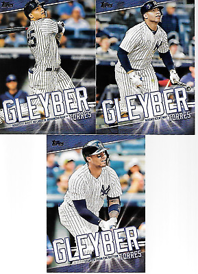 2019 Topps Series 1 Gleyber Torres Highlights Singles ***you Pick***