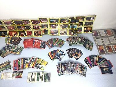 Massive Collection of Trading Cards - StarWars, Disney, Automotive, Music, Sport