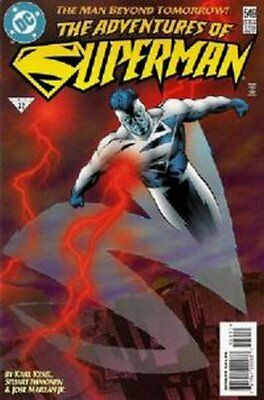 Adventures of Superman (Vol 1) # 549 Near Mint (NM) DC Comics MODERN AGE