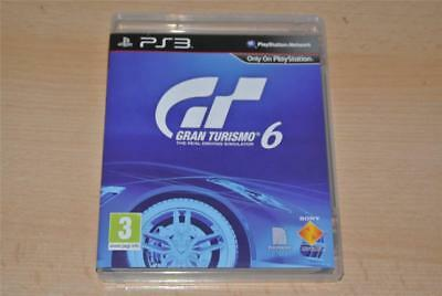 Gran Turismo 6 Ps3 Playstation 3