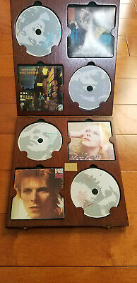 DAVID BOWIE CD Box Set, Wood #1 / 250 with COA