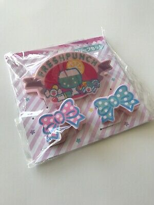 Sanrio Fresh Punch Goodie Bags New 2015