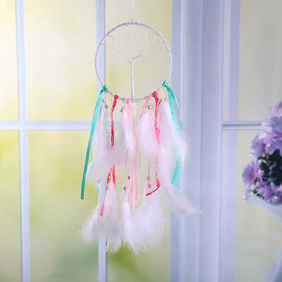 1PC Creative Weaving Dream Catcher Wall Hanging Ornament for Bedroom Living Room
