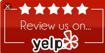 Personalized Yelp Review for exchange ( only for business owners )