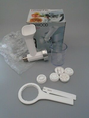 Kenwood Chef & Major Pasta Maker Attchement Boxed