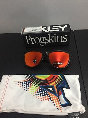 Oakley Frogskins™ Valentino Rossi -Signature Series Sunglasses New Boxed. 649125553bce
