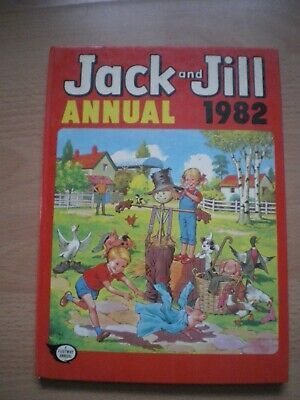 Jack And Jill Annual 1982
