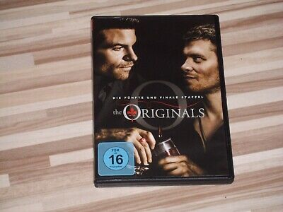 The Originals Staffel 5 Finale Staffel  Dvd 3 St. Wie Neu!!!!