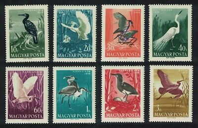 Hungary Water Birds 8v MNH SG#1574-1581 MI#1593-1600A