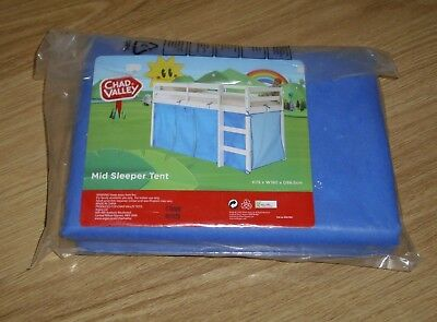 Chad Valley Mid Sleeper Tent - Blue