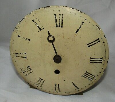 Great English Fusee Bracket Clock Movement & 7in Convex Dial