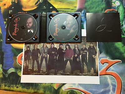 Mago De Oz - Celtic Land Digibook 2 Cds Regalo Din A 4 Libreto Aparte