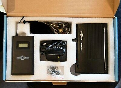 Wireless in Ear Monitor System by Gear4music - 1 receiver