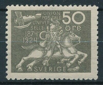 [31038] Sweden 1924 Good stamp Very Fine MH Value $50