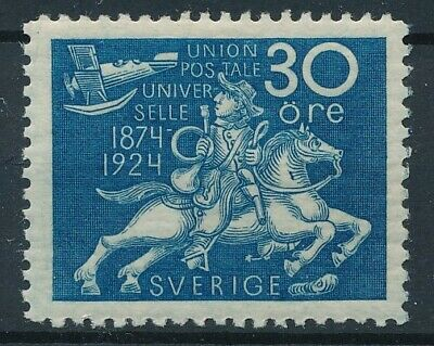 [31042] Sweden 1924 Good stamp Very Fine MH