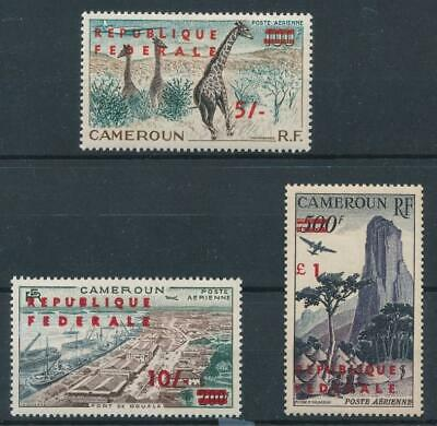 [31140] Cameroon Good airmail set Very Fine MNH stamps