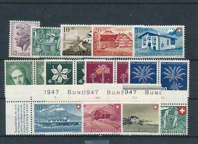 [31360] Switzerland Good lot Very Fine MNH stamps