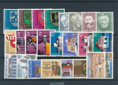 [31383] Switzerland Good lot Very Fine MNH stamps