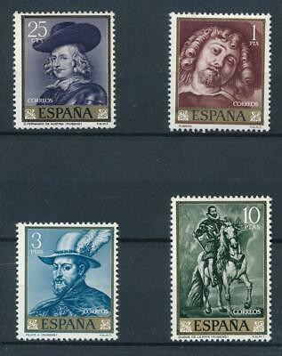 [31487] Spain 1962 Good set Very Fine MNH stamps