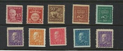 Sweden 10  MNH From The 1920's