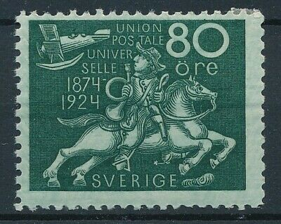 [31948] Sweden 1924 Good stamp Very Fine MH Value $55