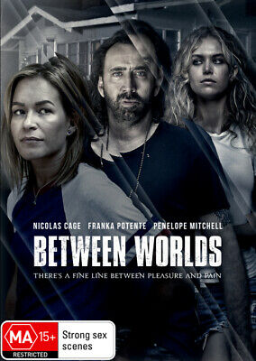 Between Worlds  - DVD - NEW Region 4