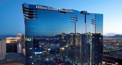 Elara Westgage Timeshare Las Vegas NV Hilton Grand Vacations Club 2 Beds Annual