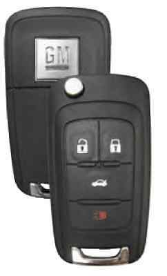 OEM Remote Car Key Fob Fits 2010 2011 2012 2013 2014 GMC Terrain Chevrolet Cruze