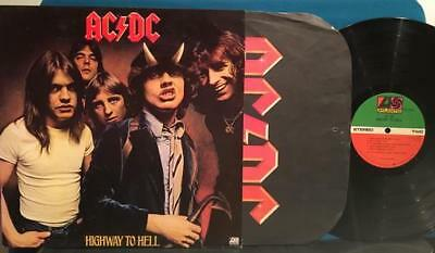 AC/DC HIGHWAY TO HELL~ORIG 1979 LP w/NO BARCODE!~ANGUS YOUNG SD 19244~MONARCH