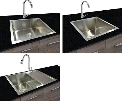 Stainless Steel 304 Sink Unit, Built-In 1 Swimming Pool Handmade 44x44 54x44